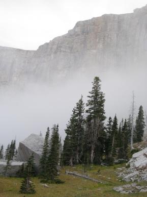 Scapegoat Mountain