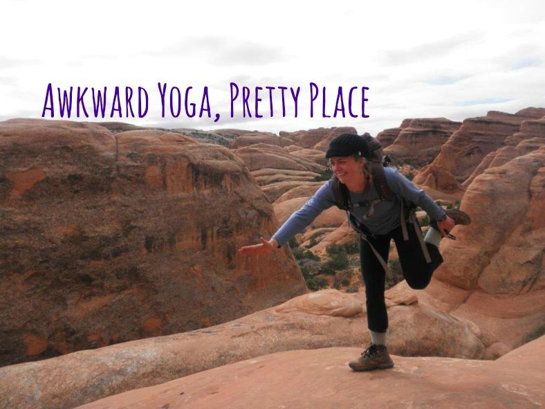 Awkward Yoga